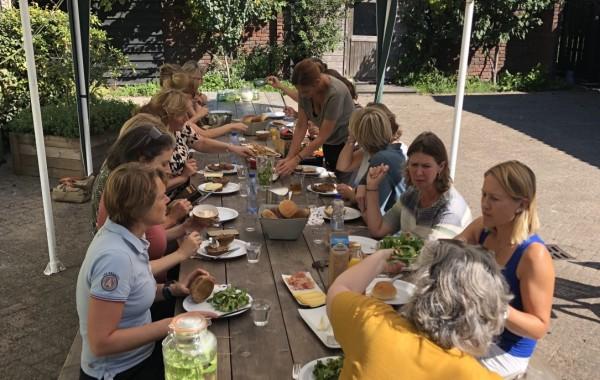 ASET weekend_lunch